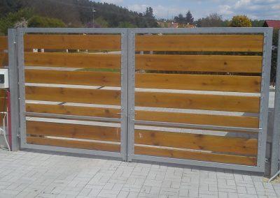 Křídlová brána
