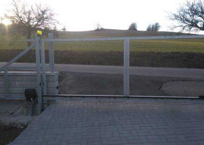 posuvná-brána